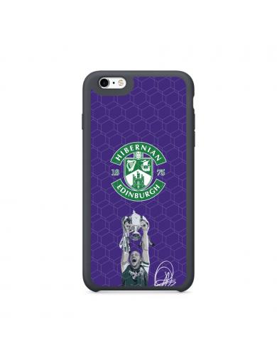 Hibernian Purple David Gray...