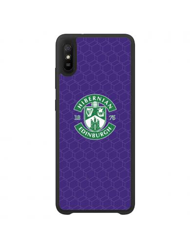 Hibernian Logo Purple Phone...
